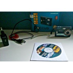 Câmera Digital Dynacom Foccus Dc-760 12mp