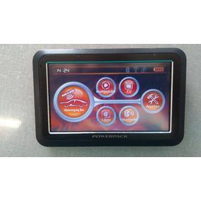Gps Powerpack Td 5018 C/ Tv Digital - Impec. E Atualizado