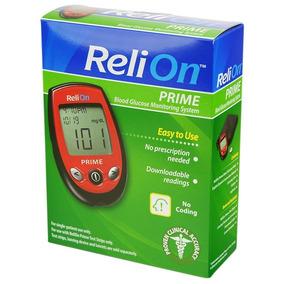 Kit De Control De Glucosa En Sangre Relion