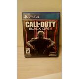 Juego De Ps4: Call Of Duty Black Ops 3 - Español Latino