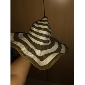 Sombrero Playero Nuevo Importado 3cfd71442d3