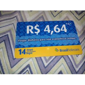Cartão Telefônico 04/2007