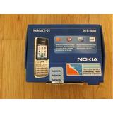Celular Nokia C2-01 + Accesorios