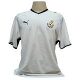 Camisa Seleção Gana no Mercado Livre Brasil 97aa355dfb070