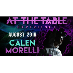 Calen Morelli - At The Table 2016 (descarga Digital)