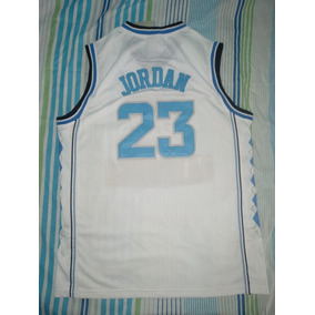 d4f9b2f4c Camisa Michael Jordan North Carolina - Camisas no Mercado Livre Brasil