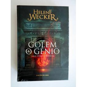 Golem E O Gênio Por Helene Wecker [ Darkside Books ]