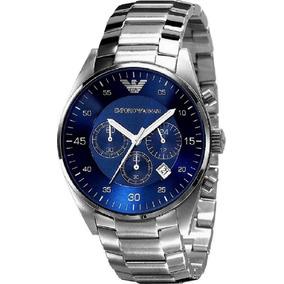 86997ad342c Relogio Emporio Armani Masculino Mod Ar5860 Original - Relógios De ...