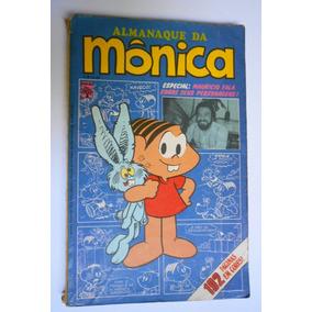 Almanaque Da Monica N 1 - Editora Abril - 1976