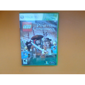 Lego Piratas Do Caribe Original Xbox 360