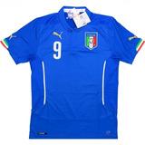 Itália  9 Balotelli 2014 15 Puma Nova Na Embalagem Gg Unif.1 d677dae0650f3