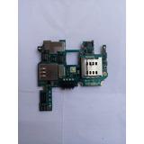 Placa Lg Dual Chip Mod P710 Em Perfeito Funcionamento