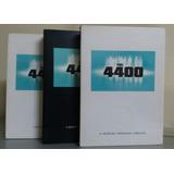 The 4400 Série- 1º , 2º E 3º Temporadas Completas- Seminovo