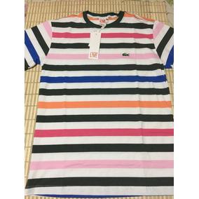 8cb3a65323c4a Kit Camisas Lacostes Live Masculinas - Calçados, Roupas e Bolsas no ...