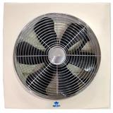 Extractor Aire Baño Cocina 35,5 Cm Industrial 110w 1300 Rpm