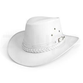 5757f2559111b Chapeu Cowboy Branco - Chapéus Country no Mercado Livre Brasil