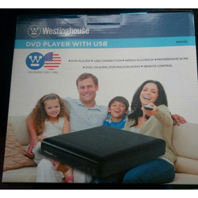 Dvd Player Westinghouse