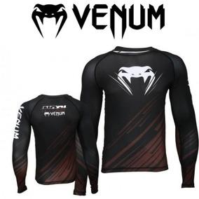 Rash Guard Venom - Camisetas e Blusas no Mercado Livre Brasil 021b5b9b99185