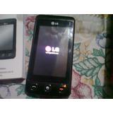 Celular Lg Kp570q Cookie Para Claro Y Accesorios