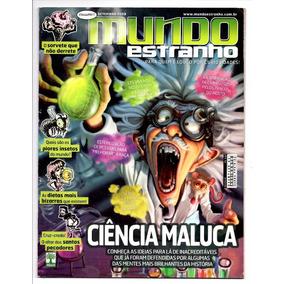 Revista Mundo Estranho Edição Nº 91