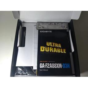 Placa Mãe Gigabyte F2a88xm-d3h, 100%, Na Caixa Amd Fm2/fm2+