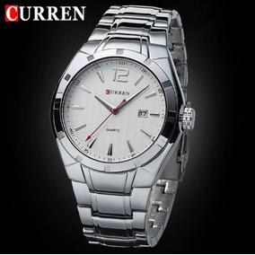 fc6241fe948 Relogio Curren 8103 Prata - Relógio Curren Masculino no Mercado ...
