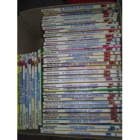 Gibi/revista Tex, 44 Volumes 2° Edição