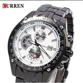 e62ea091f6b Relogio Curren 8083 - Relógio Curren Masculino no Mercado Livre Brasil