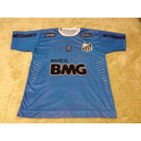 Camisa Santos Bmg 2012 Neymar Jr 11 Marabraz Dry Fit c20a7db052e14