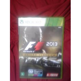 Formula 1 2013 Ediçao Classica Para Xbox 360