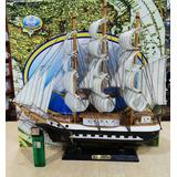 Barco Escala Fragata Grande Artesanal