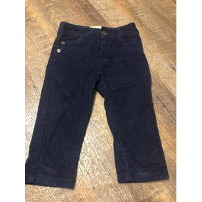 Pantalón Pana Talla 1 Año Niño Usado