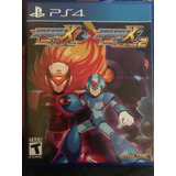 Megaman X Legacy Collection Ps4
