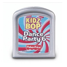 Fisher Price Star Station Dance Party 6 Rom Pack