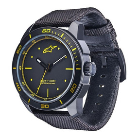 Relógio Moto Alpinestars Tech 3h Amarelo De R$ 799 Por