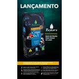 Poytara Premium Carpa 6x1 6kg Mix Ração Para Carpas De Lago