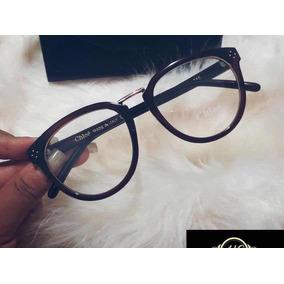Armacao Chloe Nude - Óculos no Mercado Livre Brasil 8f0befe75b