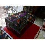 Tablero Videojuegos Con Monedero Pandora Arcade Retro 1299
