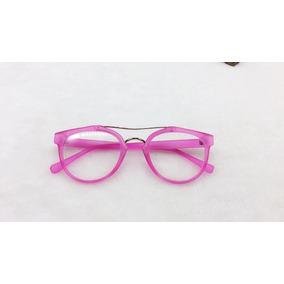 458a68f36611e Oculos Pink Aviador - Óculos no Mercado Livre Brasil