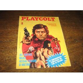 Playcolt Nº 1 Feverei 1980 Formato Magazine Ideia Editorial