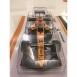 b7d2a90f014 Miniatura Mclaren Fernando Alonso Mcl33 2018 Petrobras 1 24