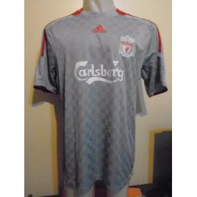 Camiseta Liverpool 2007 2008 Mascherano #20 River Argentina