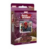 Marvel Battle Scenes Poderes Ocultos Desígnios Malignos Deck