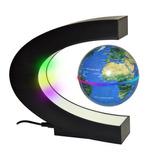 Globo Terráqueo Tierra Flotante Levitador Con Luz Lg2 /e