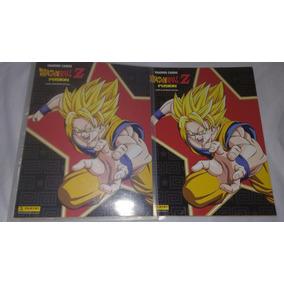 Porta Cards Dragon Ball Z Fusion + 30 Cards Sem Repetição