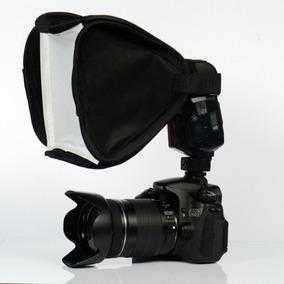 Soft Box Caja De Luz Para Flash Fotografía