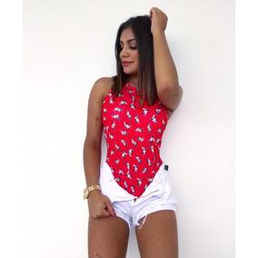 Body Plus Size Maio Feminino Moda Praia Verão 2018 Instagram
