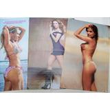 Tabata Jalil, Jenny García, Ingrid Coronado. Posters (3).