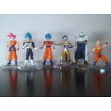 Dragon Ball Z Coleccion X6 Freezer Dorado
