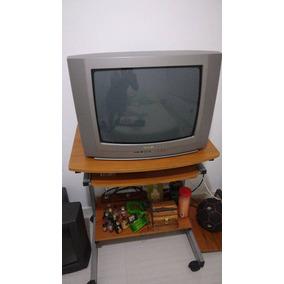 Televisor O Tv En Muy Buen Estado 19 Pulgadas
